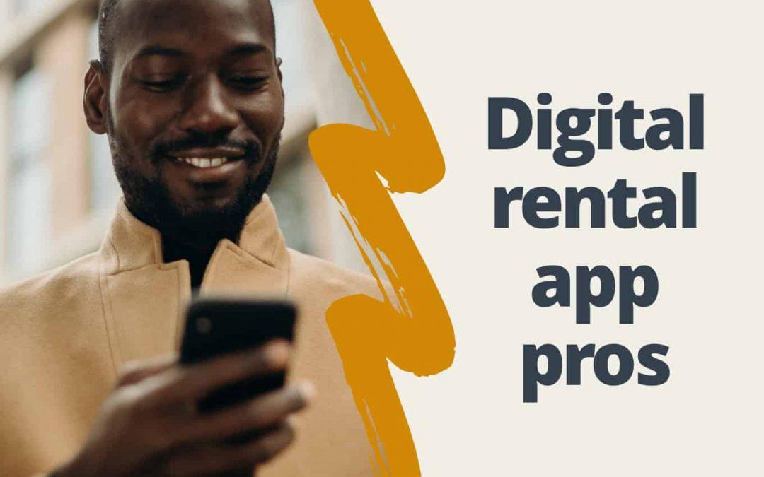 The Benefit of Digital Rental Apps for Landlords